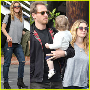 Drew Barrymore: Making Babies is Perfection