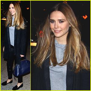 Elizabeth Olsen Talks 'Avengers 2' Casting Secret
