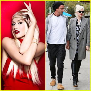 Gwen Stefani: OPI Nail Polish Campaign Behind-the-Scenes Pics!