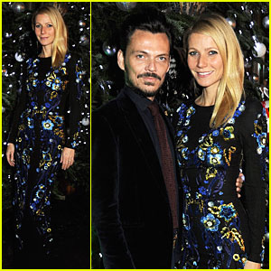 Gwyneth Paltrow: Kids Company Dinner Host!
