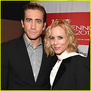 Jake Gyllenhaal & Maria Bello: 'Prisoners' Variety Screening!