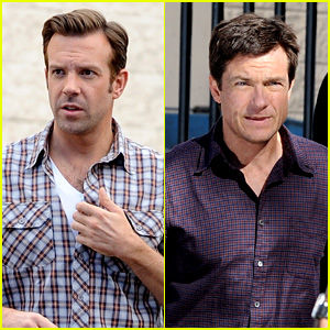 Jason Sudeikis & Jason Bateman Work on 'Horrible Bosses 2'!