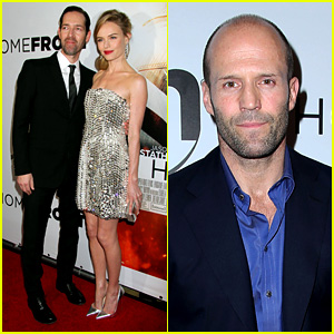 Kate Bosworth & Jason Statham: 'Homefront' Vegas Premiere!