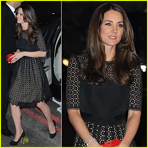Kate Middleton Attends SportsAid Charity as Guest of Honor!