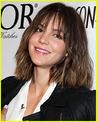Katharine McPhee Steps Out After Alleged Cheating Scandal