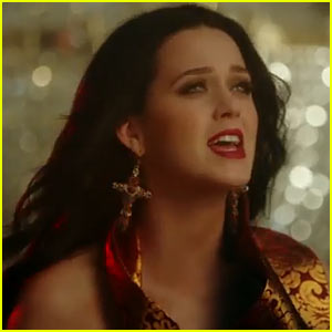 Katy Perry's 'Unconditionally' Music Video Preview - Watch Now!