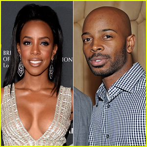 Kelly Rowland: Engaged to Manager Tim Witherspoon!