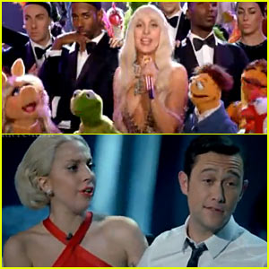 Lady Gaga: Muppets' Holiday Spectacular Performances - Watch Now! (VIDEO)