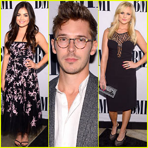 Lucy Hale & Sam Palladio: BMI Country Awards 2013