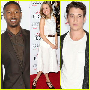 Michael B. Jordan & Miles Teller: AFI Young Hollywood Roundtable 2013