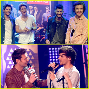 One Direction Celebrates 1D Day, Preview 'Through the Dark'!
