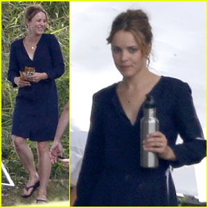 Rachel McAdams: Funeral Scene for 'Untitled Cameron Crowe Project'