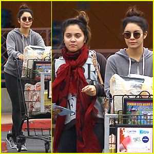 Vanessa Hudgens: Ralph's Birthday Shopping with Stella!