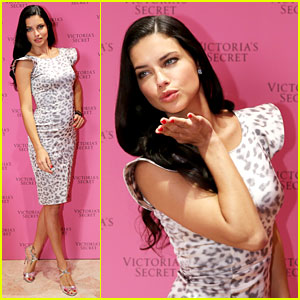 Adriana Lima: I'm the Grandma of the Victoria's Secret Angels