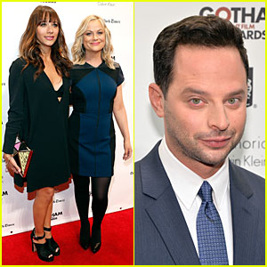 Amy Poehler & Rashida Jones: Gotham Film Awards!