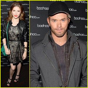 Anna Kendrick & Kellan Lutz: Beyonce's 'Mrs. Carter World Tour' Viewing Party