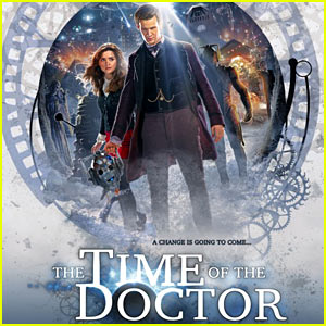 Doctor Who's Matt Smith Says Farewell After 'Time of the Doctor'