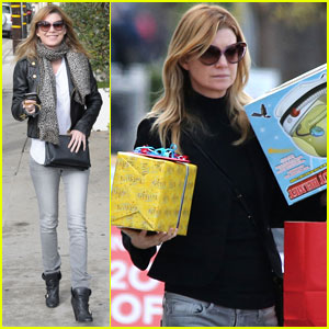 Ellen Pompeo: My Husband Chris Ivery Has 'So Much Swag'