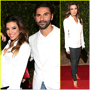 Eva Longoria: Art of Fusion with New Boyfriend Jose Baston!