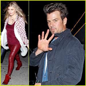 Fergie & Josh Duhamel: Katsuya Date Night!