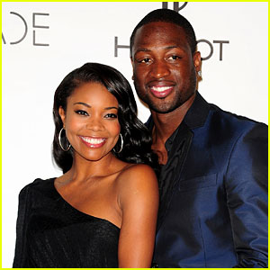 Gabrielle Union: Engaged to Dwyane Wade - See the Ring!