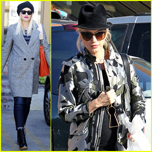Gwen Stefani Stocks Up on Toys During Holiday Shopping Spree!