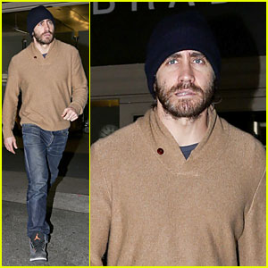Jake Gyllenhaal: 'Prisoners' Tics Happened in My Mind