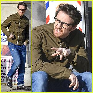 James McAvoy Said Hello to 'X-Men' as Patrick Stewart Said Goodbye