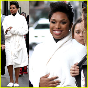 Jennifer Hudson: Voting for Jacquie Lee After 'Dreamgirls' 'Voice' Performance!