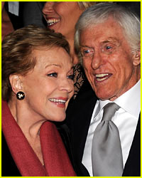 Julie Andrews & Dick Van Dyke Reunite at 'Saving Mr. Banks' Premiere!