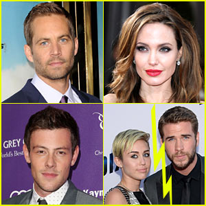 Just Jared's Top Headlines of the Year 2013