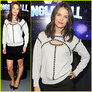 Katie Holmes: Z100's Jingle Ball 2013!