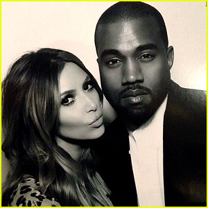 Kim Kardashian & Kanye West: Kardashian Christmas Party 2013!