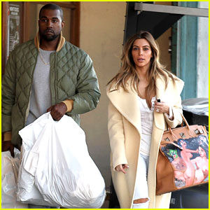 Kim Kardashian Shows Off Christmas Present from Kanye West