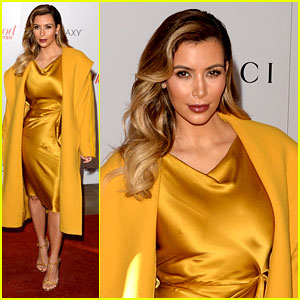 Kim Kardashian: THR's Women in Entertainment Breakfast!