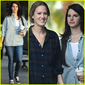 Lana Del Rey: 'Watch Tropico Premiere With Me'!