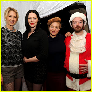 Laura Prepon: Church of Scientology's Christmas Stories Event