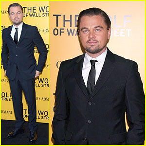 Leonardo DiCaprio: 'Wolf of Wall Street' NYC Premiere!