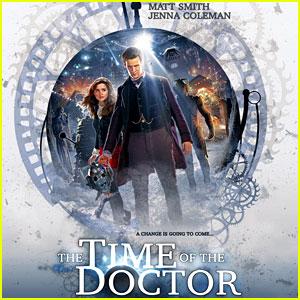 Matt Smith: 'Doctor Who' Christmas Special Stills!