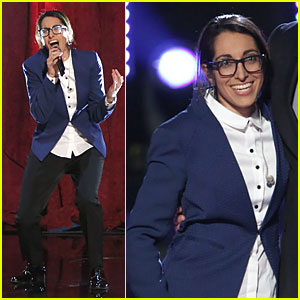Michelle Chamuel: 'Go Down Singing' Debut on 'The Voice'!