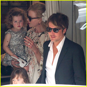 Nicole Kidman & Keith Urban: Parents' 50th Anniversary Party!