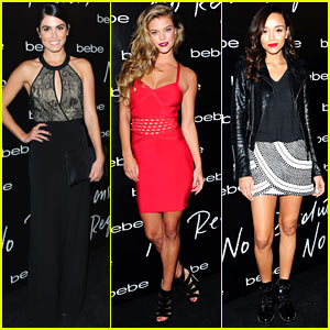 Nikki Reed & Nina Agdal: bebe's No Resolution, No Regrets Party