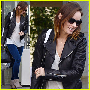 Olivia Wilde: Rest in Peaceful Freedom, Nelson Mandela