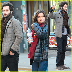 Penn Badgley: New 'Cymbeline' Trailer - Watch Now!