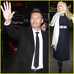 Ryan Seacrest & Jenny McCarthy: 'New Year's Rockin' Eve' Promo!
