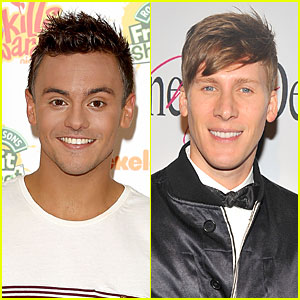 Tom Daley: Dating 'Milk' Writer Dustin Lance Black?