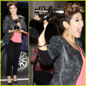 'Voice' Winner Tessanne Chin: My Dream is a Grammy Winning Album!