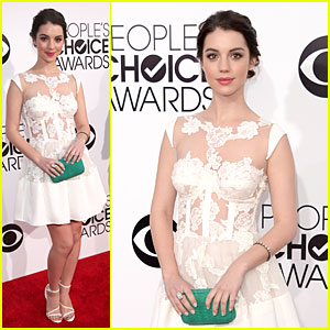 Adelaide Kane - People's Choice Awards 2014 Red Carpet