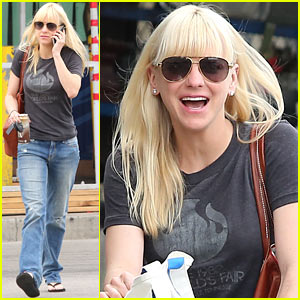 Anna Faris: Look Out for Chris Pratt in 'Unscripted'!