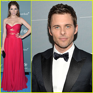 Anna Kendrick & James Marsden: UNICEF Ball 2014!